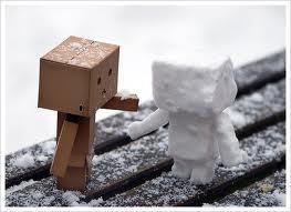 le petit bonhomme en carton amazon decouvre la neige