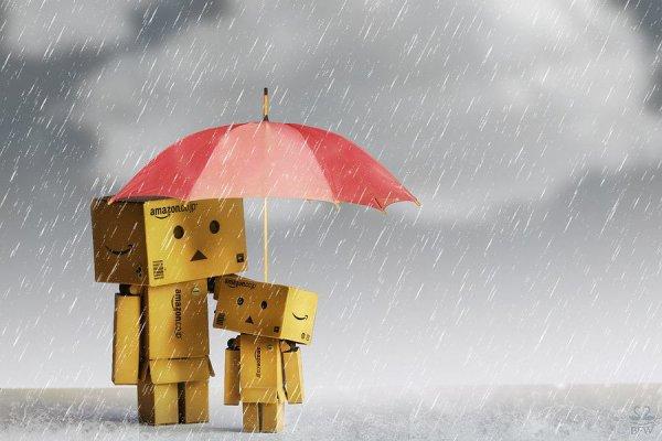 attention a la pluie !!!!
