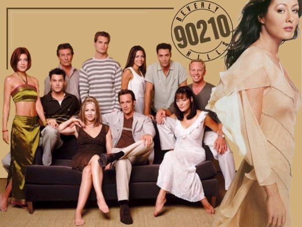 Beverly Hills 90210 (1990) Saison 3 en français
