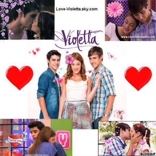 jeux de violetta et leon et toma - Jeux De Violetta Et Leon